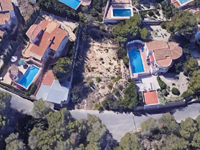 Plot in Javea / Xàbia PDVAL3674