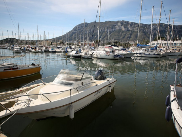 Boat Mooring in Denia PDVAL2315