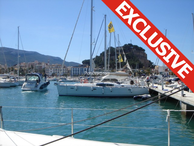 Boat Mooring in Denia PDVAL3502