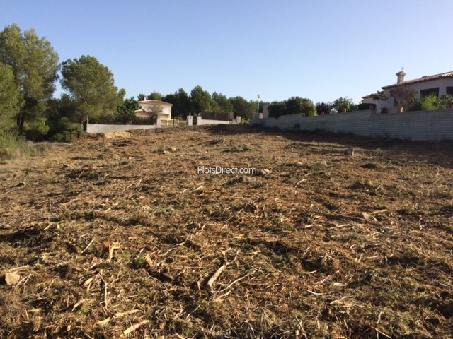 Plot in Javea / Xàbia PDVAL1037