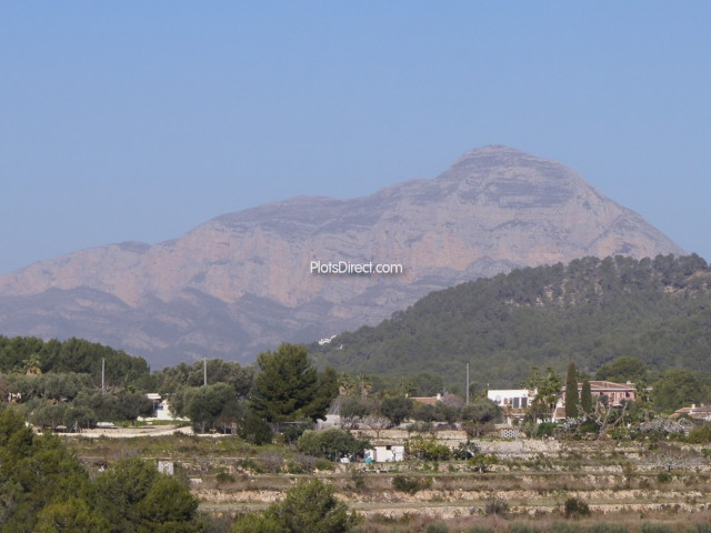 Plot in Javea / Xàbia PDVAL3386