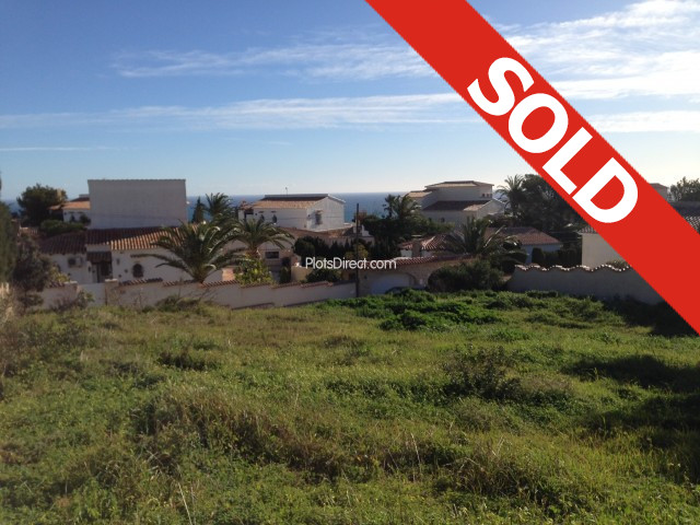 Plot in Javea / Xàbia PDVAL3394