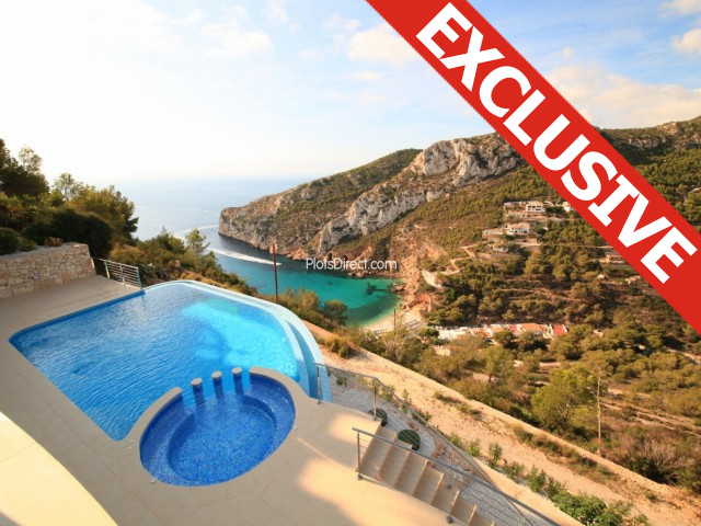Newly built villa PDVAL3589 in Javea / Xàbia - Photo 1