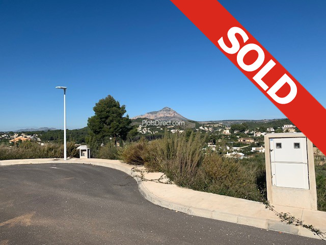 Plot in Javea / Xàbia PDVAL3641