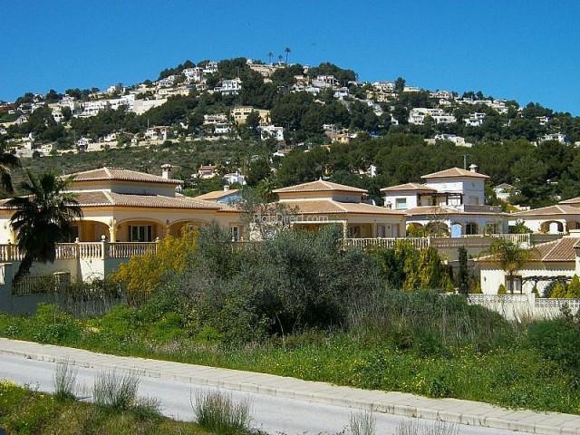 Building Plot in Moraira