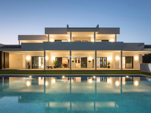 Newly built villa PDVAL3581 in Moraira - Photo 1