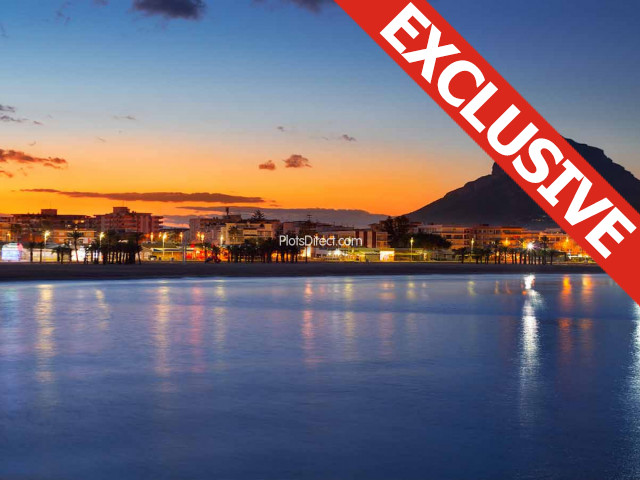 Plot in Javea / Xàbia PDVAL3602