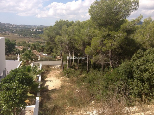 Plot in Javea / Xàbia PDVAL3339