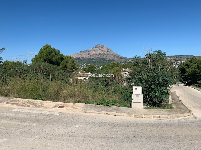 Plot in Javea / Xàbia PDVAL3664