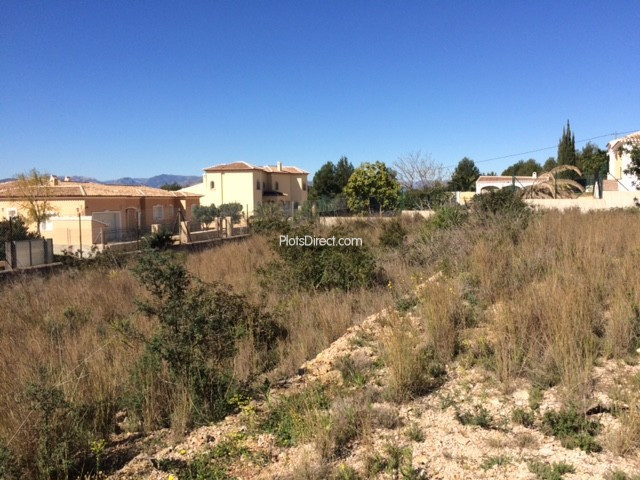 Plot in Javea / Xàbia PDVAL3532