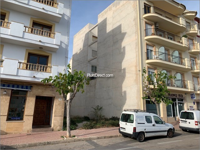 Plot in Javea / Xàbia PDVAL3690