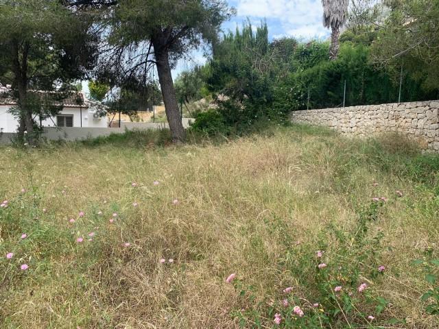 Building Plot in Javea